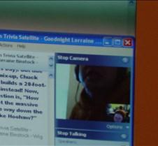 Bill on Webcam