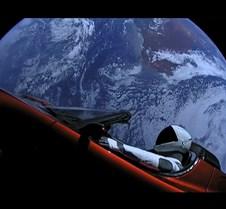 Starman and Tesla