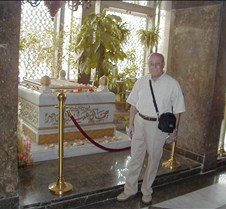 At Abdul-Nasser's Tomb P3020043