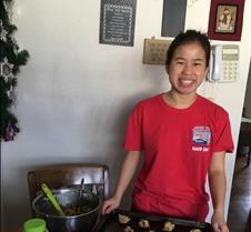 2017 12-21  Christmas Cookies by Kaylie