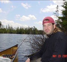 21.Lunch at Temperance lake