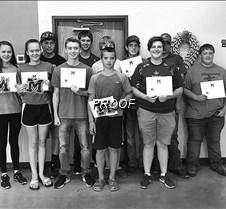 trap-letter winners
