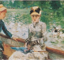 Summer Day-Berthe Morisot-1879-National