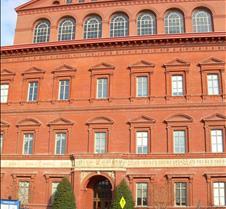 National Building Musuem - Exterior