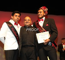 Mr. Cardinal Men's Pageant SB Hi School On Thursday, April 13 Mr. Cardinal men's pageant was held at the San Bernardino Sturges Center for the Fine Arts.  Mr. Jamie Rios from the San Bernardino High School hosted the event.  Hundreds of patrons came out the see the even.  Ten distinguished jud