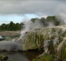 Geyser Preparing to Erupt