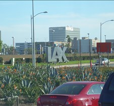 LAX Letters