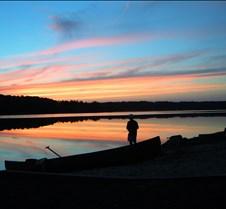 Jack fishing on Arrowhead Lake 4 2002082