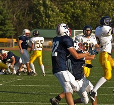 Jefferson at Mendham Football 2009
