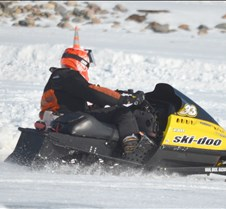 Ski-doo racing
