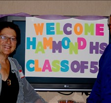 Hammond High School Class of '58 Reunion Mini Reunion in Las Vegas