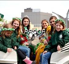 2013 St. Patrick's Parade Detroit St. Patrick's Day Parade