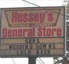 guns & weddings