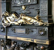 Bronze Statue, Charles-Everard Brussels