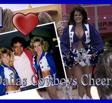 Dallas Cheerleaders  Cover