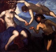 Venus Crowned-1576-Tintoretto-Palazzo Du