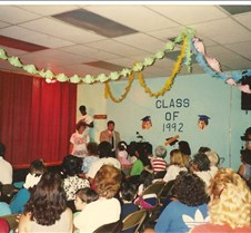 Eddy's Preschool Graduation