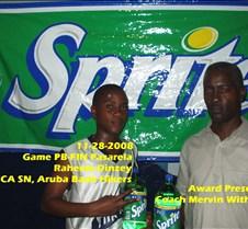 11282008 Game PB-FIN Pasarela Raheem Din