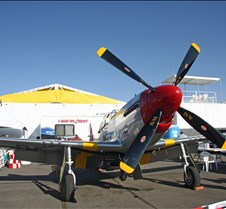 "#52 ""American Beauty"" P-51D Mustang"