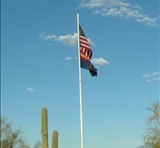 Tucson Lazy K flag 1