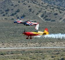 Maj John Klatt & David Martin Aerobatics