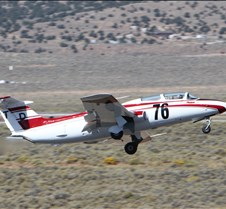 #76 Greg McNutt in a L-29 Jet