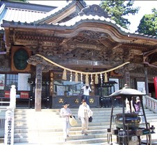 Monk's Temple of Prayer