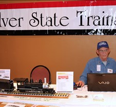 Exhibitor Hall, Silver State Trains