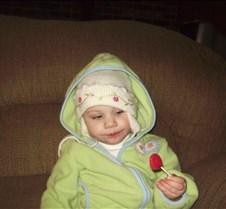Molly, January 5, 2008