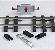Rail Anchor & Bonding Clamp