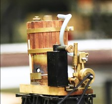 David Wegmuller's Barrel Project Engine