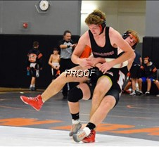 wrestling Johnny Ziebell @182 with a nic