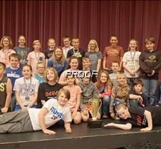 Fifth grade tug of war winner