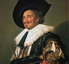 135The Laughing Cavalier-Frans Hals-1624