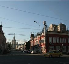 Moscow, september 2014. Day of MOSCOW Den' goroda. Ne nashli parkovki, poetomu vse foto iz okna avto! ))