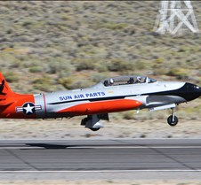 T-33 Pace & Safety Plane