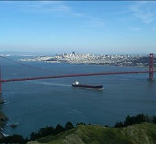 Golden Gate Bridge Pic #5 San Fran 20-11