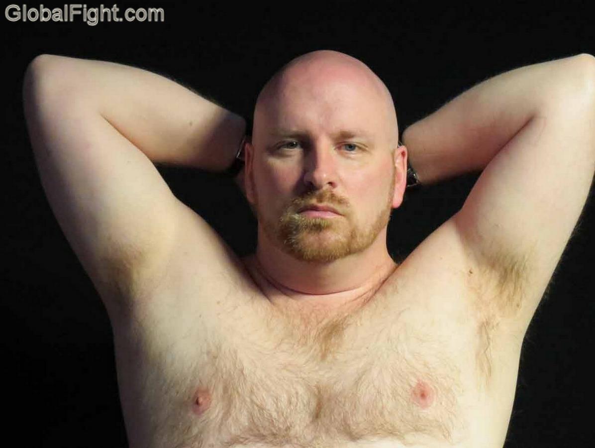 Ginger Bear Men Naked